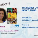 The secret lives of India's teens- with Jyotsna Mohan Bhargava