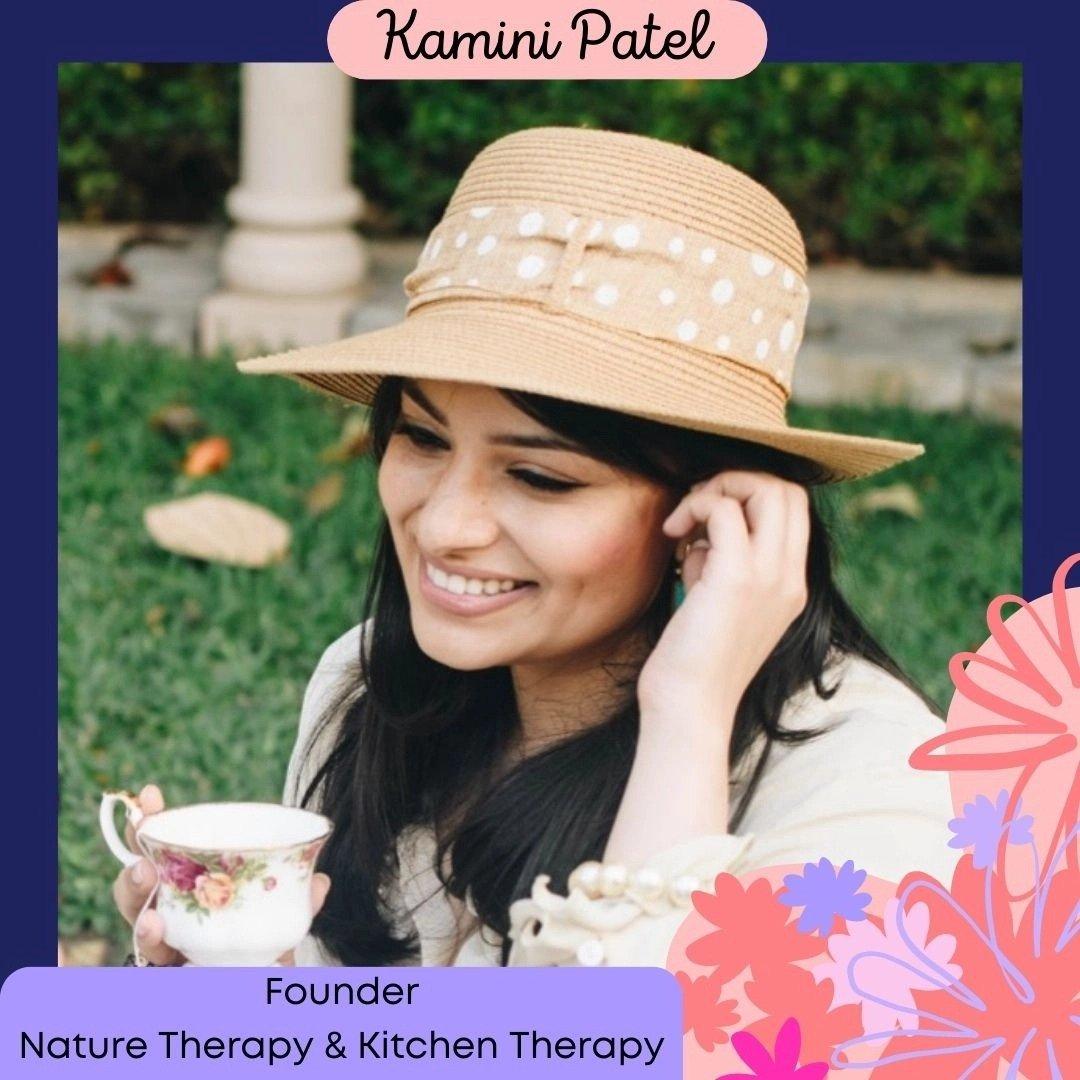 Kamini Patel Nature Therapy