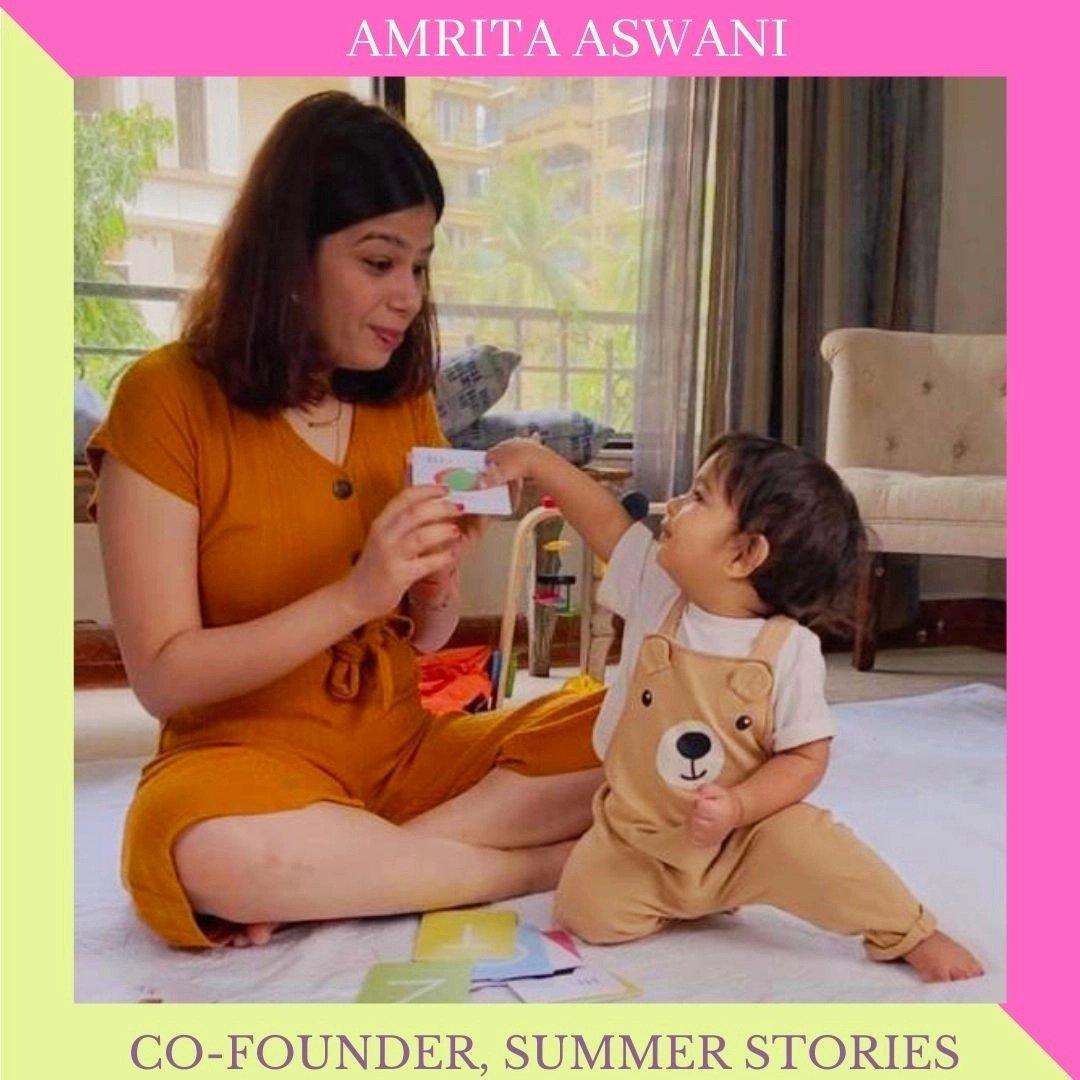 Summer Stories: Amrita Aswani